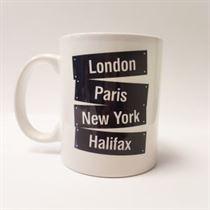 Halifax - International Mug