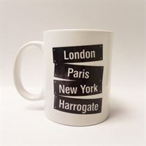 Harrogate - International Mug