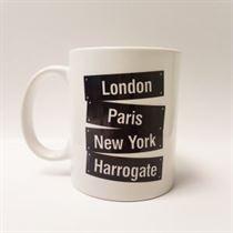 Harrogate - International Mug