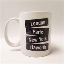 Haworth - International Mug