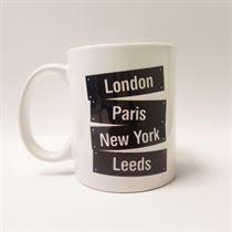Leeds - International Mug