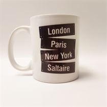 Saltaire - International Mug