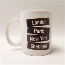 Sheffield - International Mug