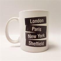 Sheffield - International Mug