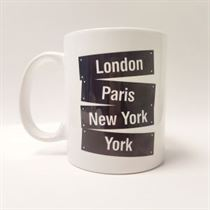 York - International Mug