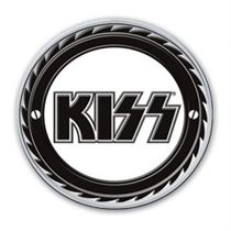 KISS Pin Badge: Buzzsaw - Music and Media