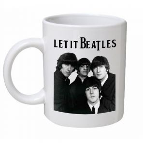 Let It Beatles Mug