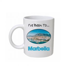 I've Been To Marbella Mug