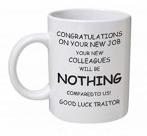 Your New Colleagues Will Be Nothing Mug