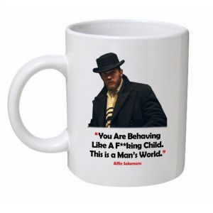 This Is A Mans World Peaky Blinders Mug