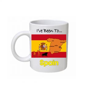 I've Been To Spain Mug