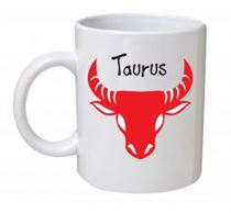 Taurus Colour Mug