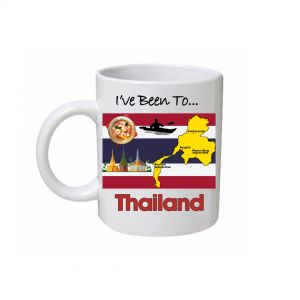 I've Been To Thailand Mug