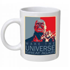 Thanos Make The Universe Great Again Mug