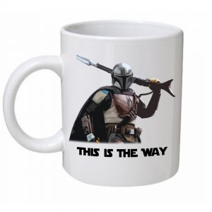 The Mandalorian This Is The Way Mug