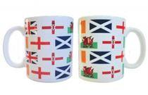 UK & Ireland Flag Mug