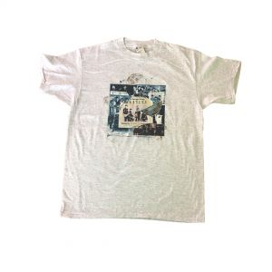 The Beatles Anthology Wall T-Shirt Grey/Marl XL