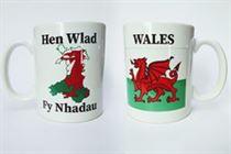 Wales Mug