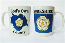 Gods Own County Mug