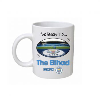 I've Been To The Etihad Mug