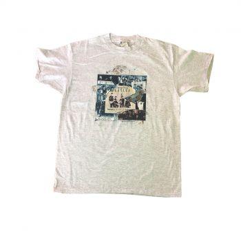 The Beatles Anthology Wall T-Shirt Grey/Marl XL