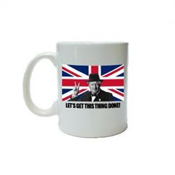 Boris 'Winston' Johnson Mug