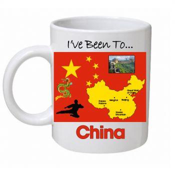 I've Been To China Mug