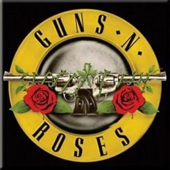 Guns N Roses 'Bullet' Fridge Magnet