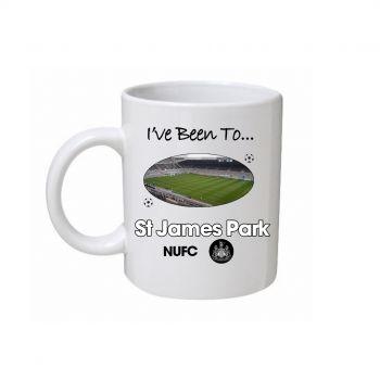I've Been To St James Park Mug