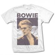 David Bowie Smoking T Shirt Large